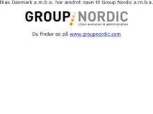 Group Nordic A.M.B.A.